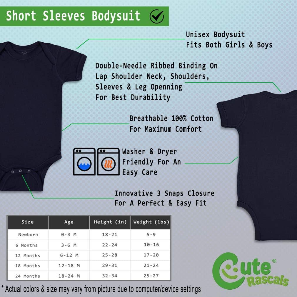Cute Rascals Custom Baby Bodysuit Poker Skills Loading Sport Funny Cotton Boy /& Girl Clothes