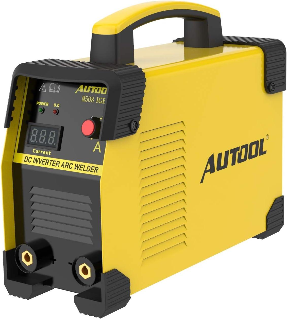 Generic Brands Arc Welding Machine with ABS Handle IGBT IP21S DC Inverter Welding Machine Efficient Welding Machine