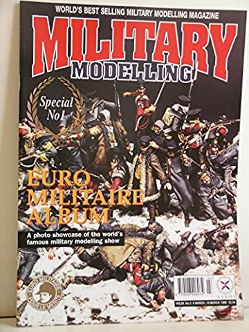 Military Modelling Magazine--Issue Vol 28 #3 (Special No 1) - Modelling Magazine