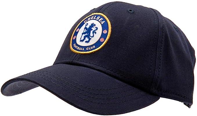 Chelsea FC - Gorra Azul Marino (Talla Única) (Azul Marino ...