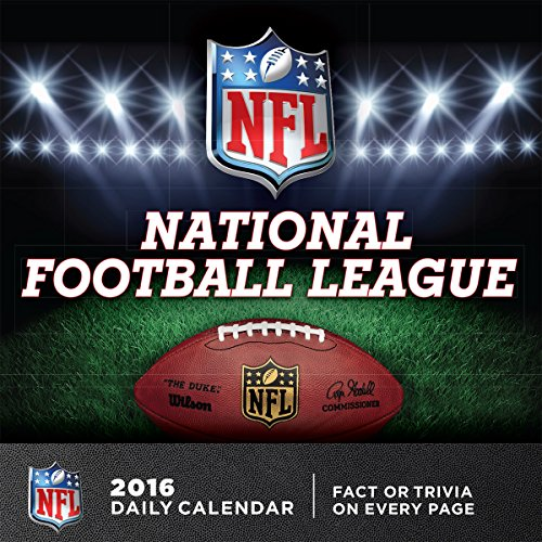 Team Box Calendar (Turner NFL All Team 2016 Box Calendar, January-December (8051426))