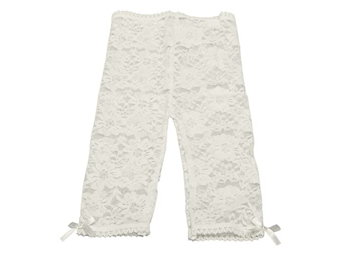 b17d01d27ae85 Amazon.com: Baby and Toddler Girl-Lace Leggings Tights -Capris-Satin ...
