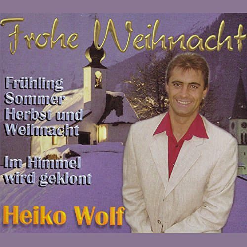 frohe weihnacht by heiko wolf on amazon music. Black Bedroom Furniture Sets. Home Design Ideas