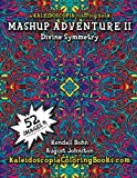 img - for MASHUP Adventure II: A Kaleidoscopia Coloring Book: Divine Symmetry (Volume 2) book / textbook / text book