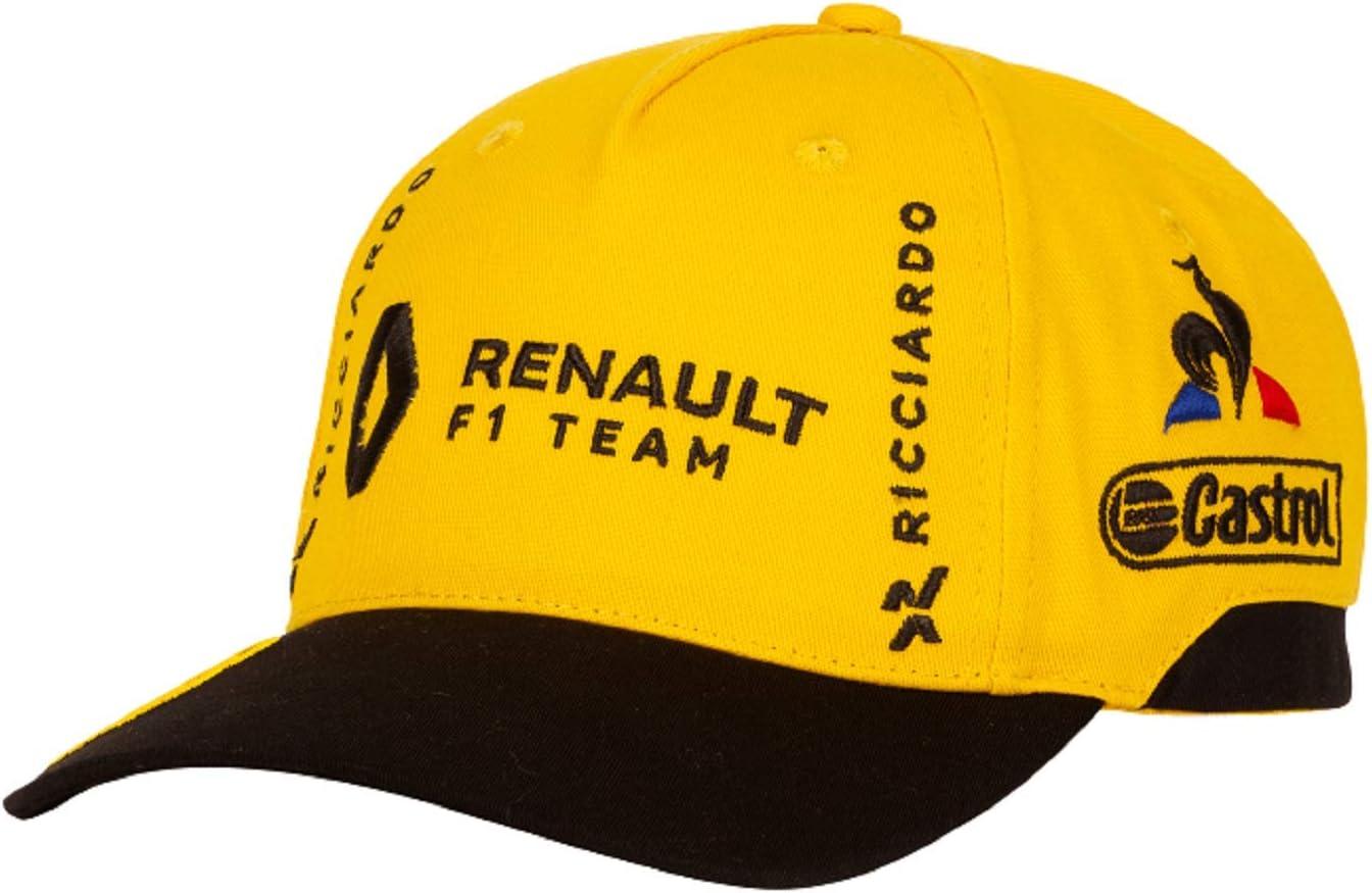 Le Coq Sportif Renault Cap Pilote N°3 Blac Gorra, Unisex Adulto ...