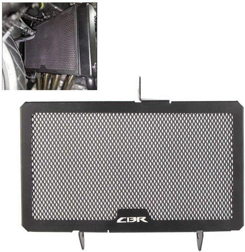 GZYF Aluminum Motorbike Radiator Grill Grille Cover Protection Guard Fits HONDA CBR250R CBR300R