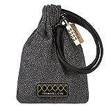 Travelon Anti-theft Lockdown Bag - Medium, Gray