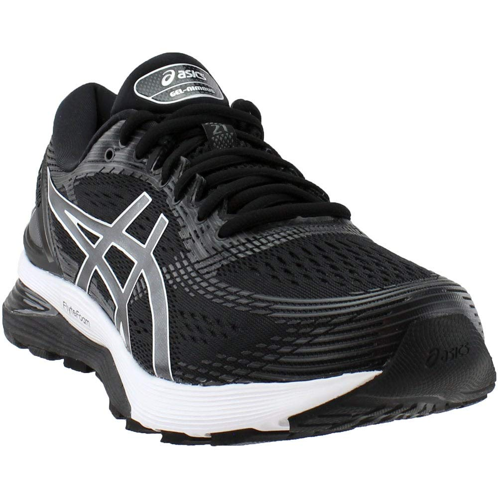 noir Dark gris 8.5-4E US unisex-adult ASICS Gel-Nimbus 21, Chaussures de FonctionneHommest Compétition Homme