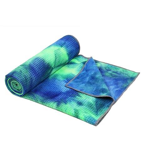 Amazon.com : Chinashow 72 inch by 24 inch Non Slip Hot Yoga ...