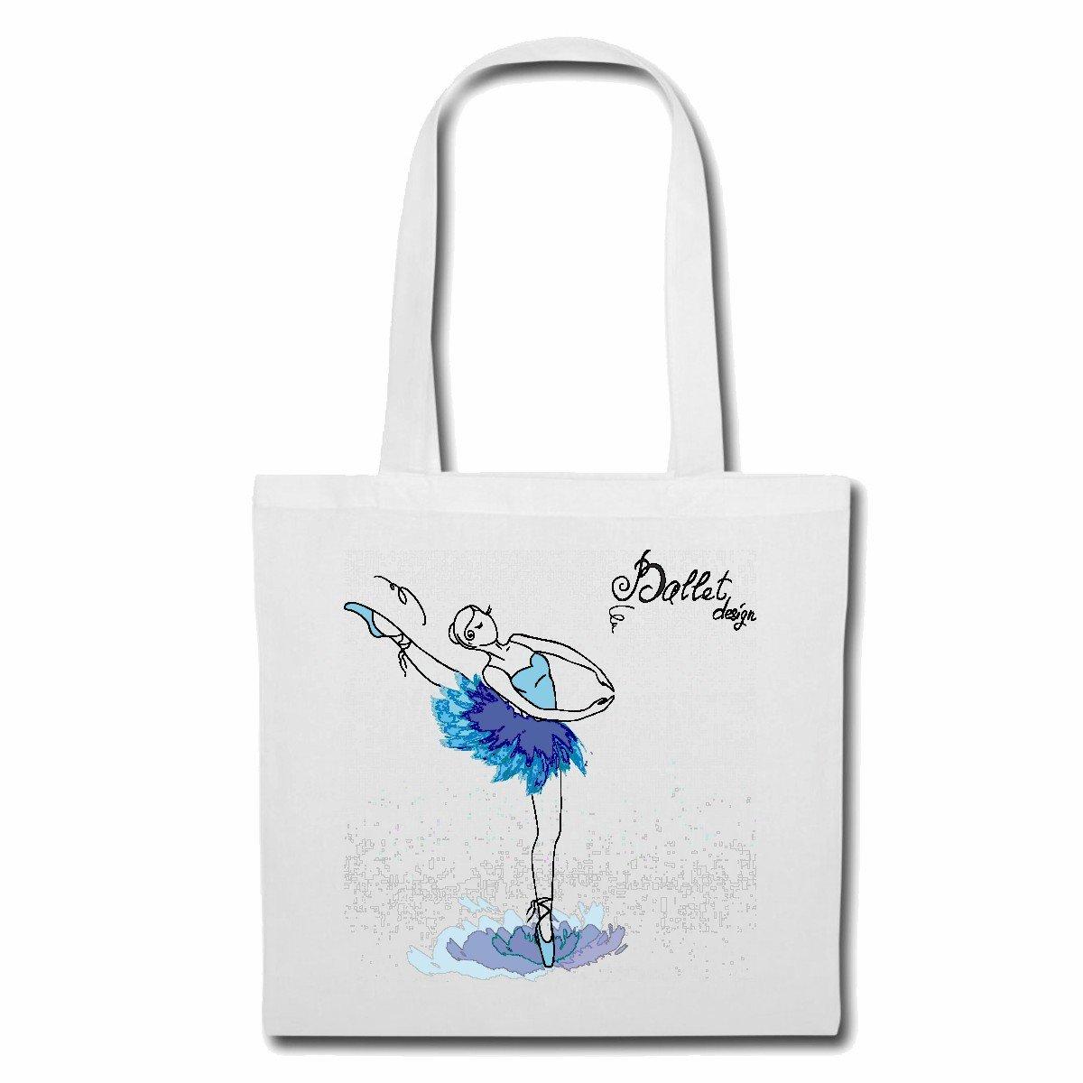 Bolsillo Bolso Bolsa Vestido del ballet del bailarín de ...