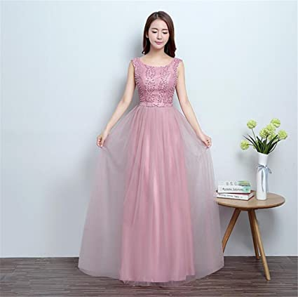 ae82f4acb7d Amazon.com  LUCKY-U Wedding Dress