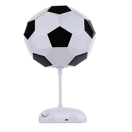 Lovely Gosear®Novelty DIY USB Football Lamp Handcraft Handmade Night Light LED  Desk Lamp Colorful Bedside