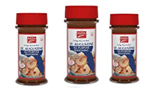 Amazing Taste All Purpose, St. Augustine Seasoning, Shaker Bundle