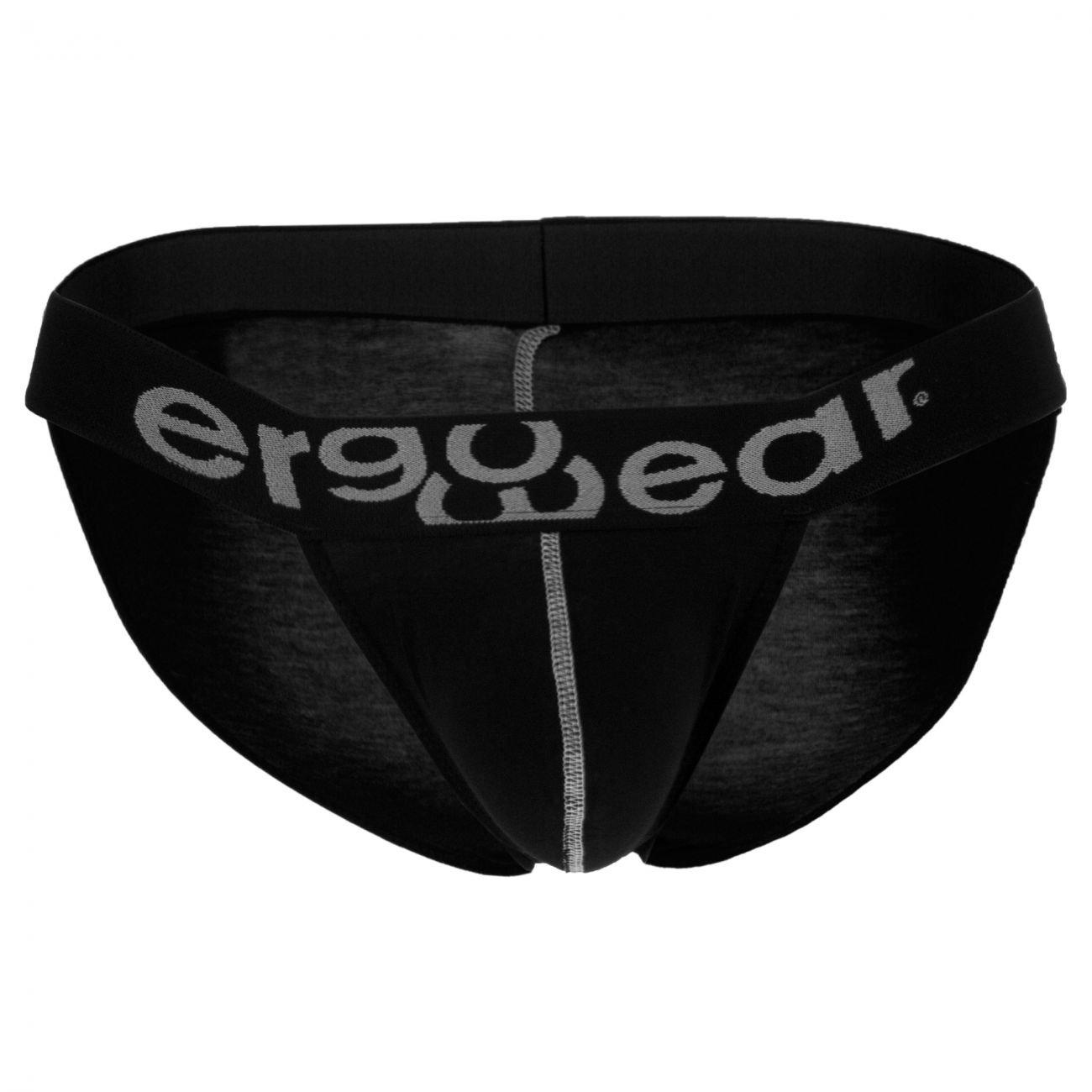ErgoWear EW0116 MAX Light Bikini Color Black-Gray Size L