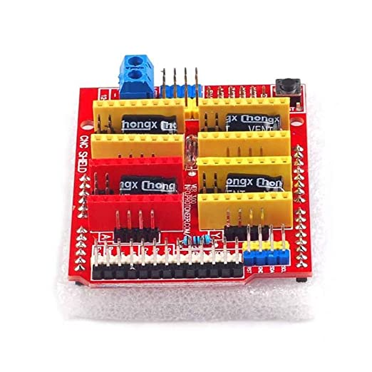 ZXJUAN Control Inalámbrico A75 Escudo CNC Máquina De Cartón ...