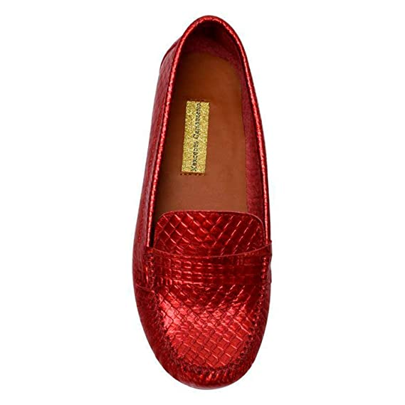 Amazon.com: MERCEDES CAMPUZANO 2271 Moccasins For Women Boat Shoes | Mocasines Para Mujer: Clothing