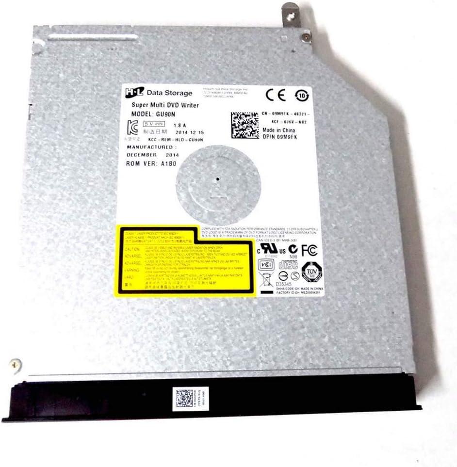 NEW GENUINE Dell Inspiron 15 3000 Series DVDRW Sata Burner Drive GU90N