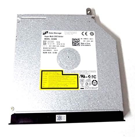 NEW GENUINE Dell Inspiron 15 3000 Series DVDRW Sata Burner Drive GU90N