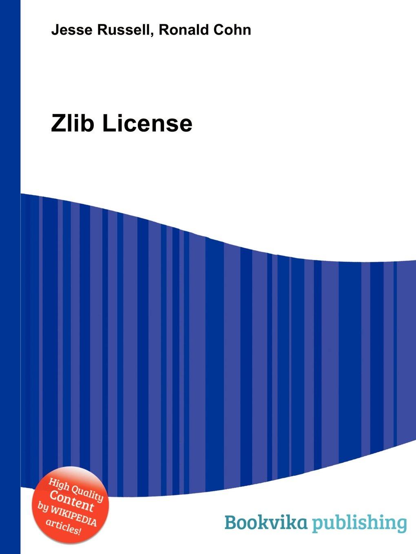 Zlib License: Jesse Russell, R...