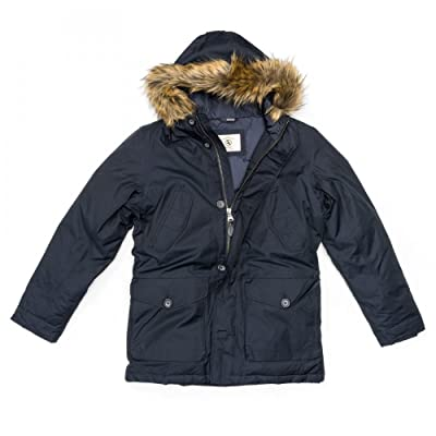 Aigle Wolfcreeker Parka Down Jacket