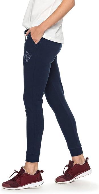 Roxy After Surf Pant – Pantalón de chándal para Mujer, Mujer ...