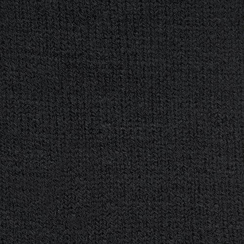 Cozy, Heated Thermal Socks for Men, Warm, Patterned Crew Socks, USA Men's Sock Sizes 6 – 12.5 - Hot Feet (Denim Heather/Dark Navy) by Hot Feet (Image #8)