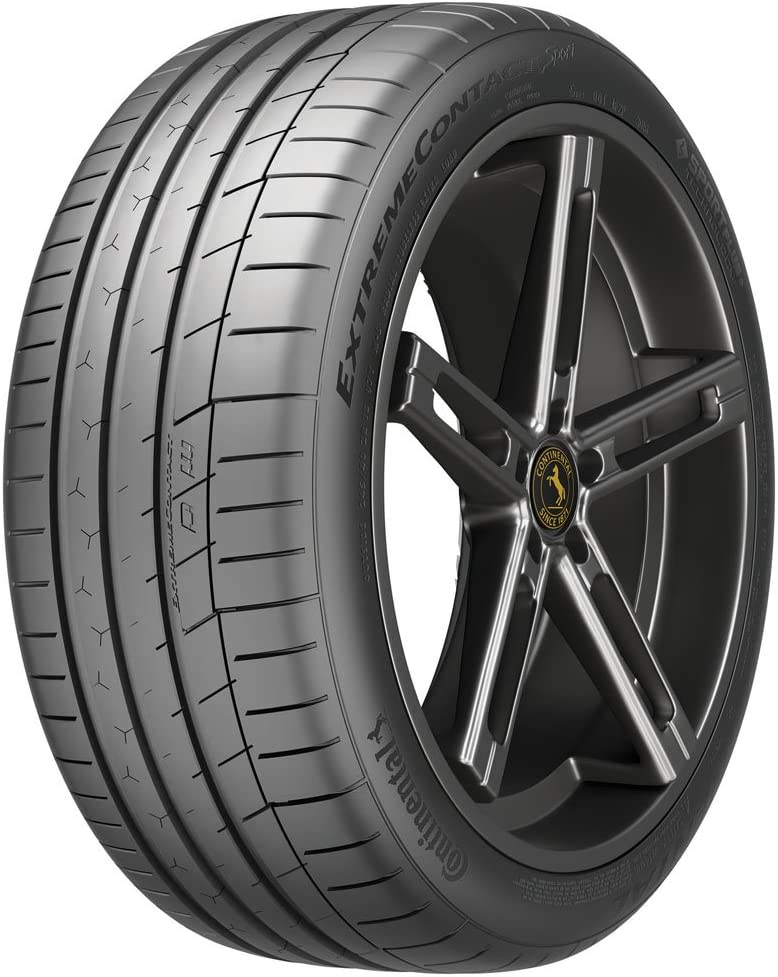 235//40ZR19 96Y Continental ExtremeContact Sport Performance Radial Tire