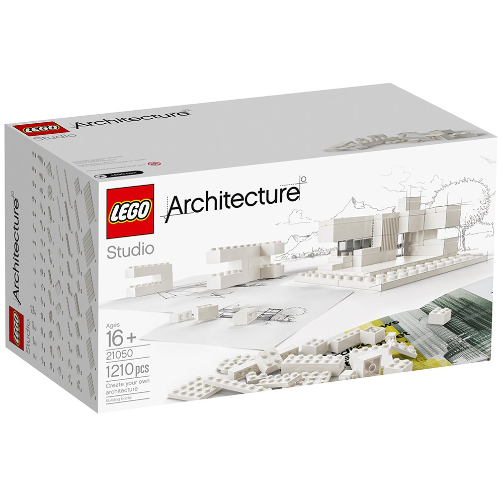 LEGO Architecture Studio 21050 Building Blocks Set by LEGO (Image #4)