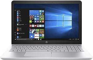 HP Pavilion 15-Inch FHD 1920x1080 Laptop, 10th Gen Intel Core i5-1035G1, 8 GB RAM, 512 GB Solid-State Drive, Windows 10 Home (Snow Flake White)