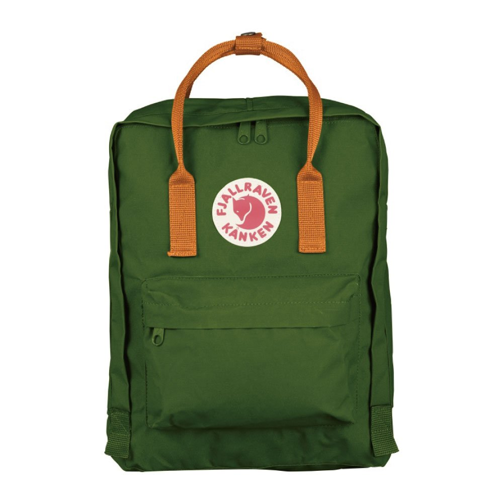 [フェールラーベン] FJALL RAVEN Kanken 23510 B01DZ5IHVU LEAF.GREEN/BURNT.ORANGE LEAF.GREEN/BURNT.ORANGE