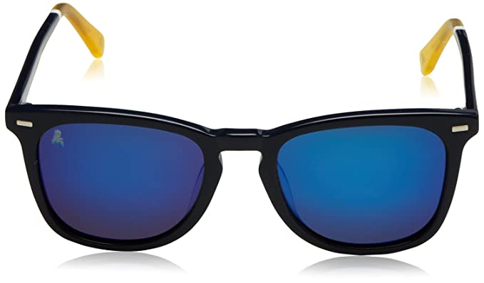 Scalpers Colorful Sunglasses:Navy GAFAS, NAVY, UNICA para ...