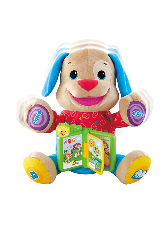 Amazon Com Fisher Price Laugh Amp Learn Singin Storytime