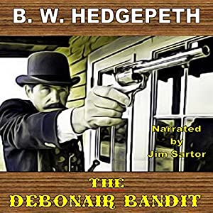 The Debonair Bandit Audiobook