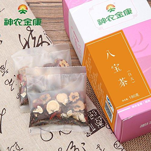 Assorted Chinese Herbal Tea wolfberry tea in summer nourishing body and health vitality blood tea men non health Shencha men