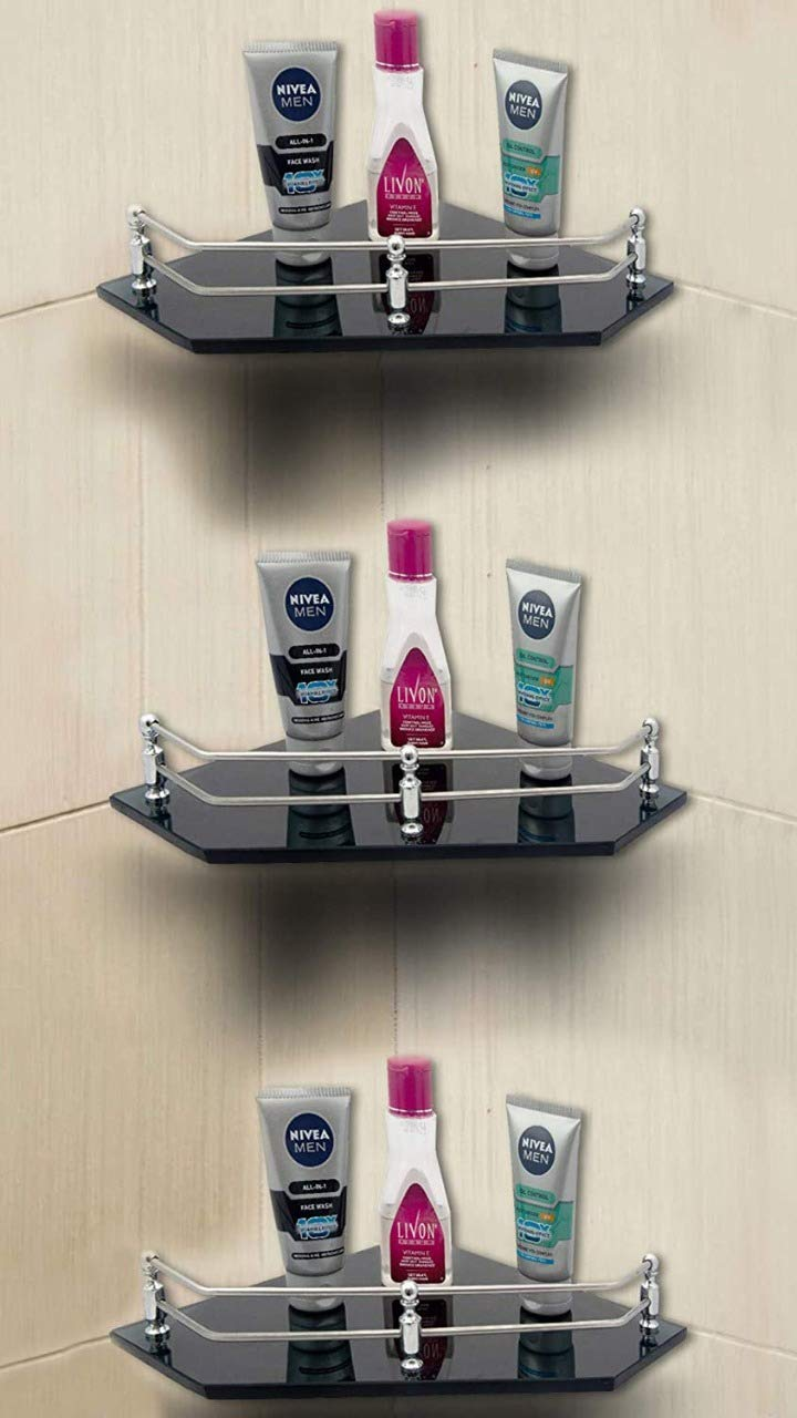 Best Bathroom Corner Shelves in India 2020