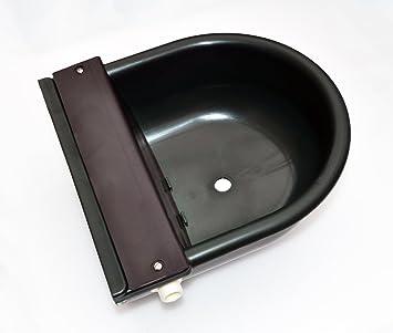 Flotador Bowl Alimentación Alimentador automático de agua/bebedero mascota Animal caballo/Pony/vaca: Amazon.es: Deportes y aire libre