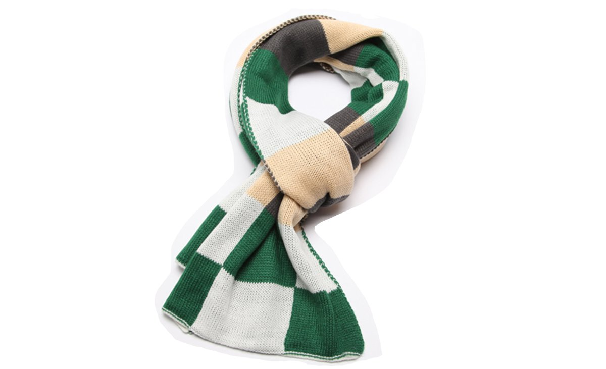Apparelsales Mens Warm knitting Scarf Shawl Neckerchief Wraps Neck Protection Lindaeshop