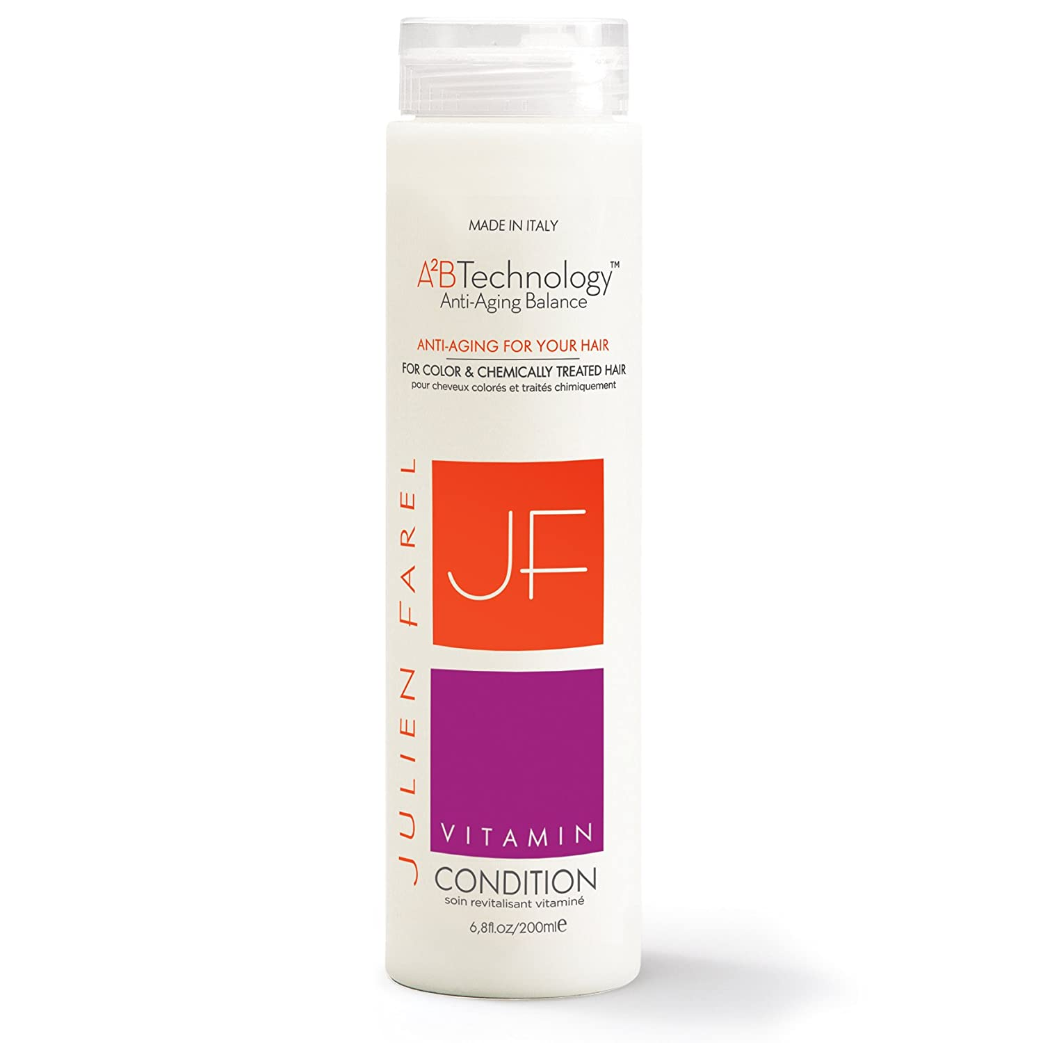 Buy Of The Day: JULIEN FAREL Vitamin shampoo and conditioner