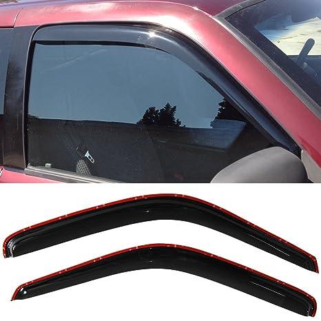 Amazon.com  Window Visors Fits 1994-2001 Dodge Ram  557a67a126c