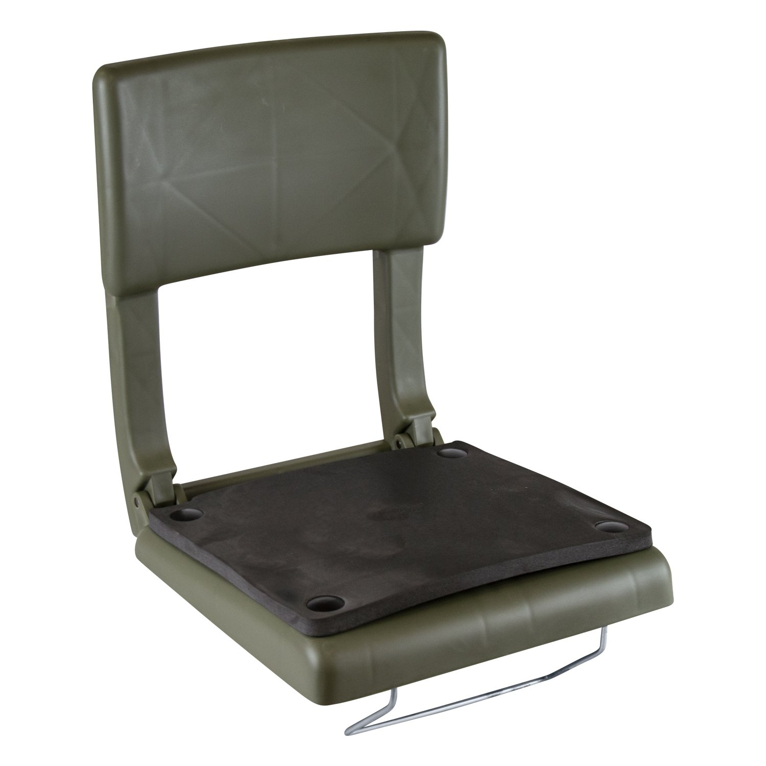 Wise 5410-940 Canoe Seat, OD Green The Wise Company