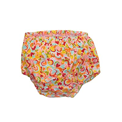 Zutano Lovely Paisley Diaper Cover by