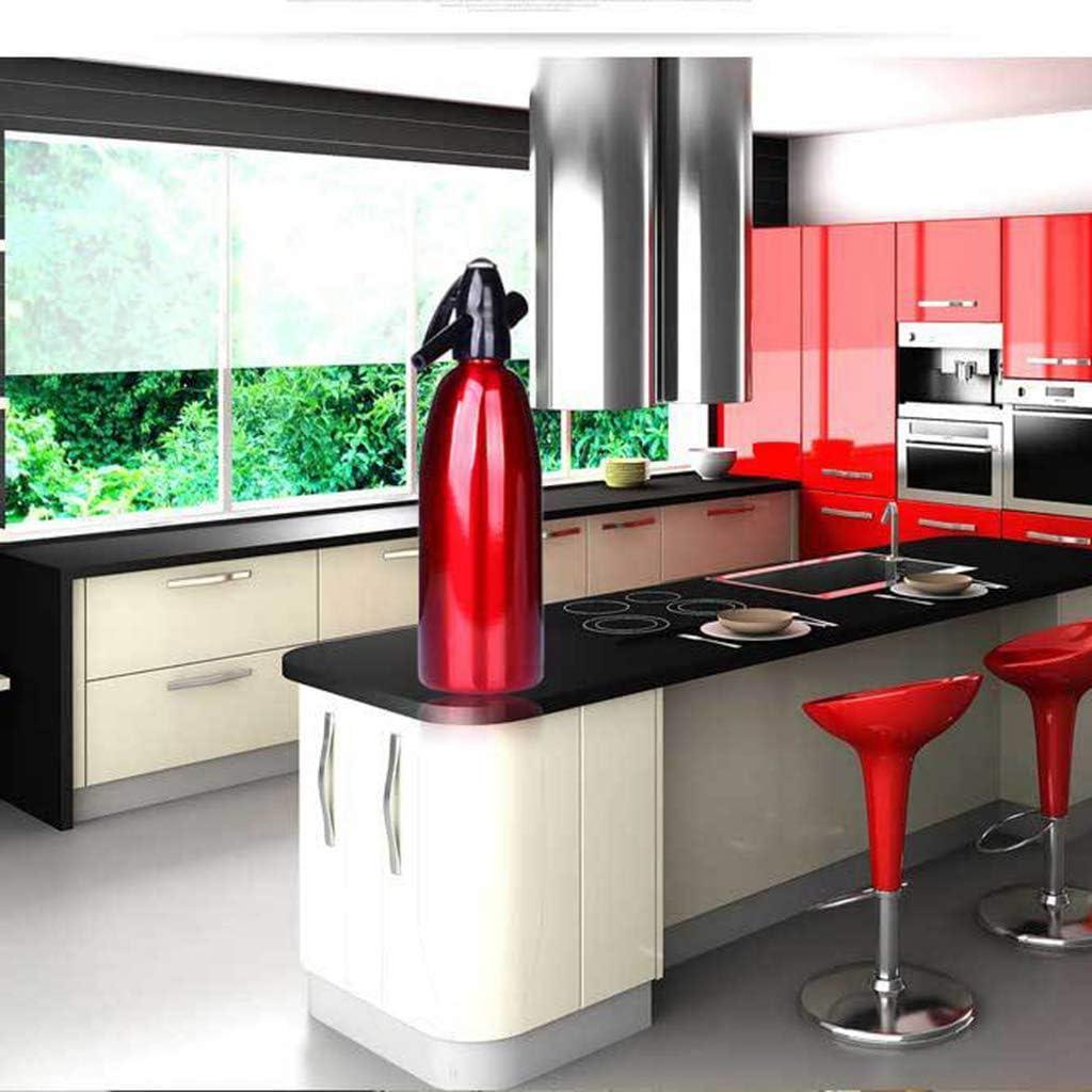 Home Useful Pot /à soda en aluminium 1000 ml
