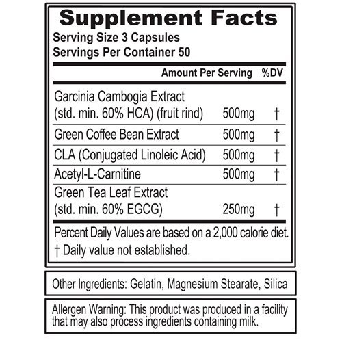Evlution Nutrition Lean Mode 150 Count (2-Pack)