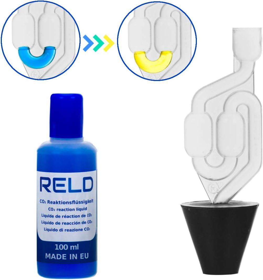 RELD - Detector de Culata Universal para Todos los Coches y Motocicletas, para 50 Pruebas