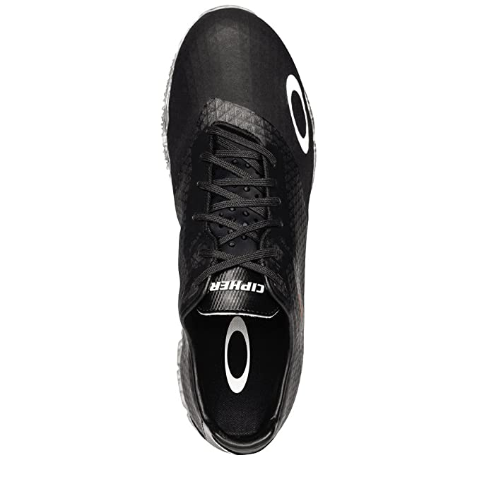 5c8cbb798e4ce Oakley Men's Cipher 4 Golf Shoe, Black, 8 M US: Buy Online at Low Prices in  India - Amazon.in