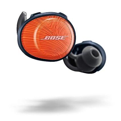 5b87787bb53 Bose Sound Sport Free Truly Wireless Headphones (Bright Orange): Buy Bose  Sound Sport Free Truly Wireless Headphones (Bright Orange) Online at Low  Price in ...