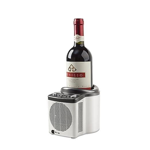 FociPow Portable Mini Beer Drink Wine Cooler Warmer Mini Fridge