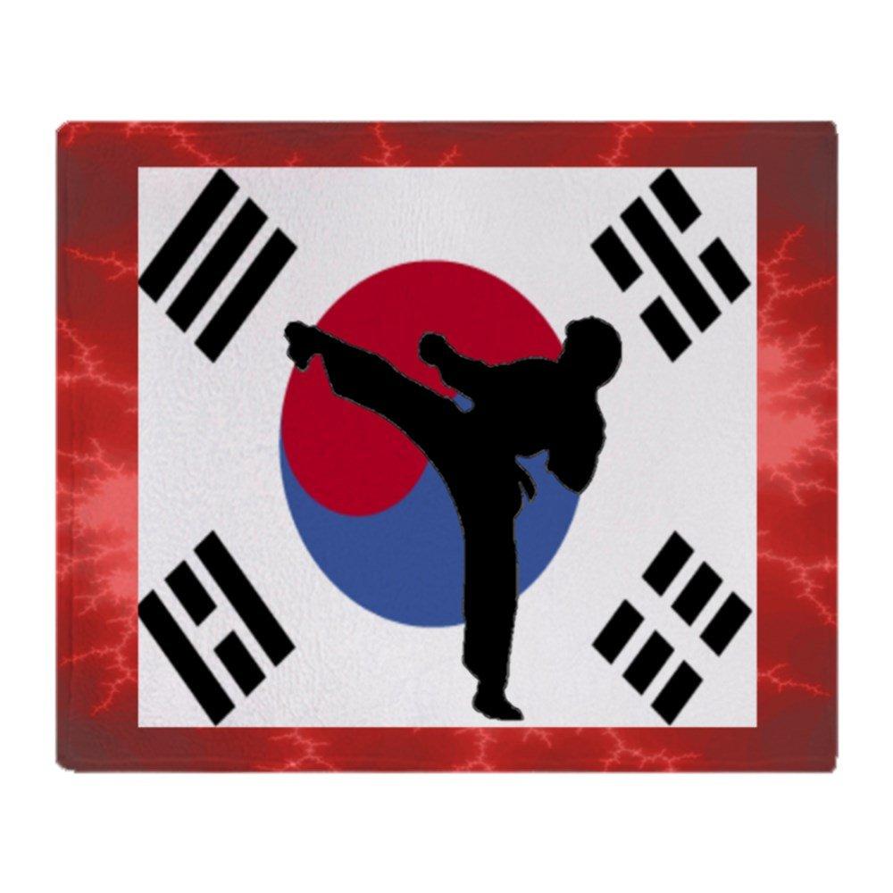 CafePress – Martial Arts学生 – ソフトフリーススローブランケットブランケット、50