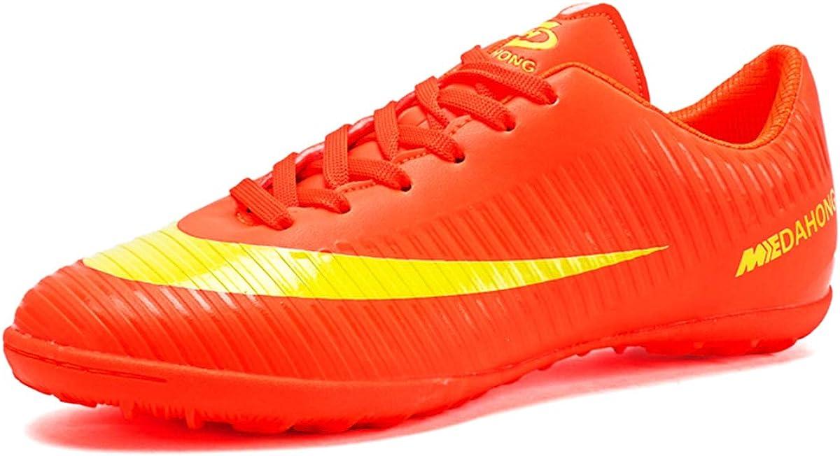 Botas de Fútbol para Niños Hombre FG/AG Zapatos de Fútbol Niñas TF ...