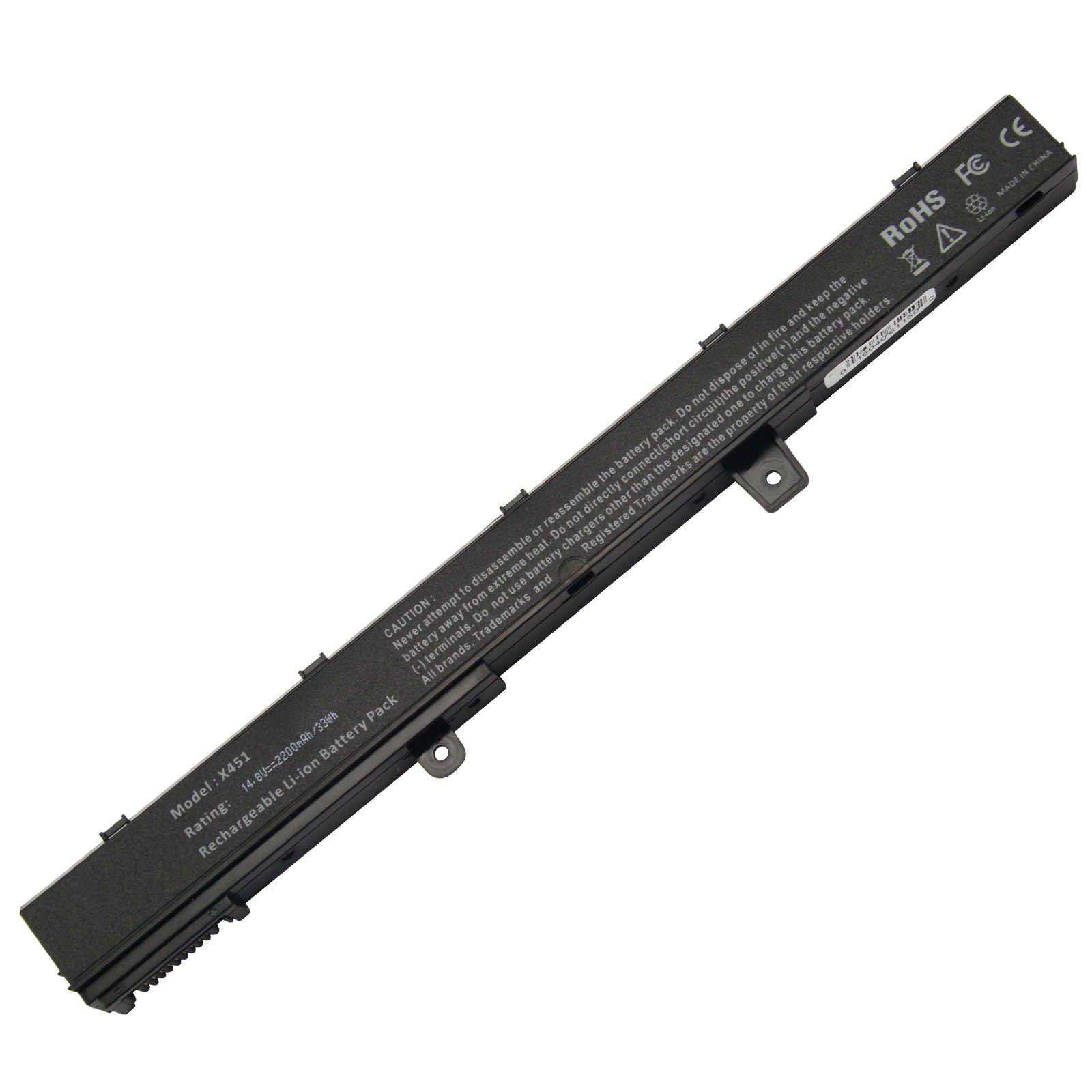 Bateria A31N1319 A41N1308 A41 Asus X451 X551 X451C X451CA X5